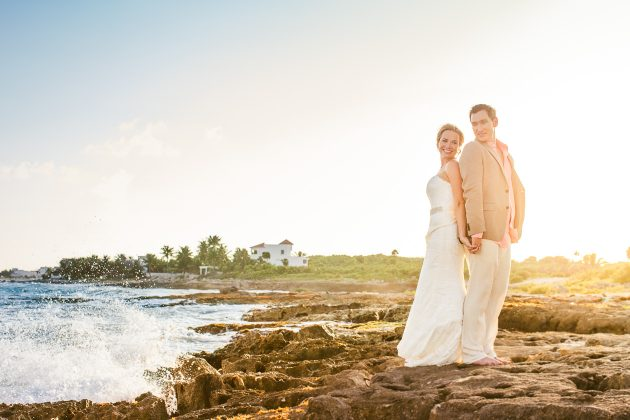 el dorado royale riviera maya destination wedding // jenna + philip