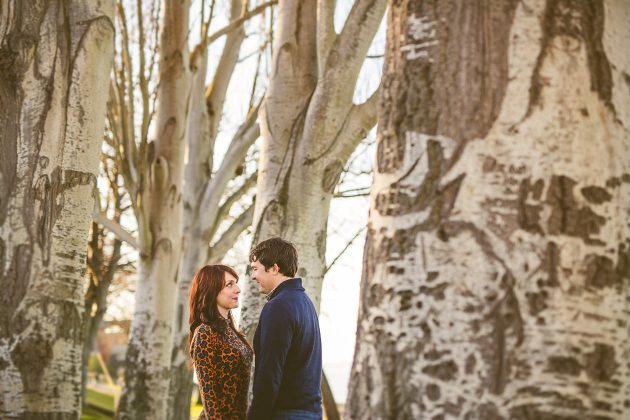 seattle engagement session // britt & nick