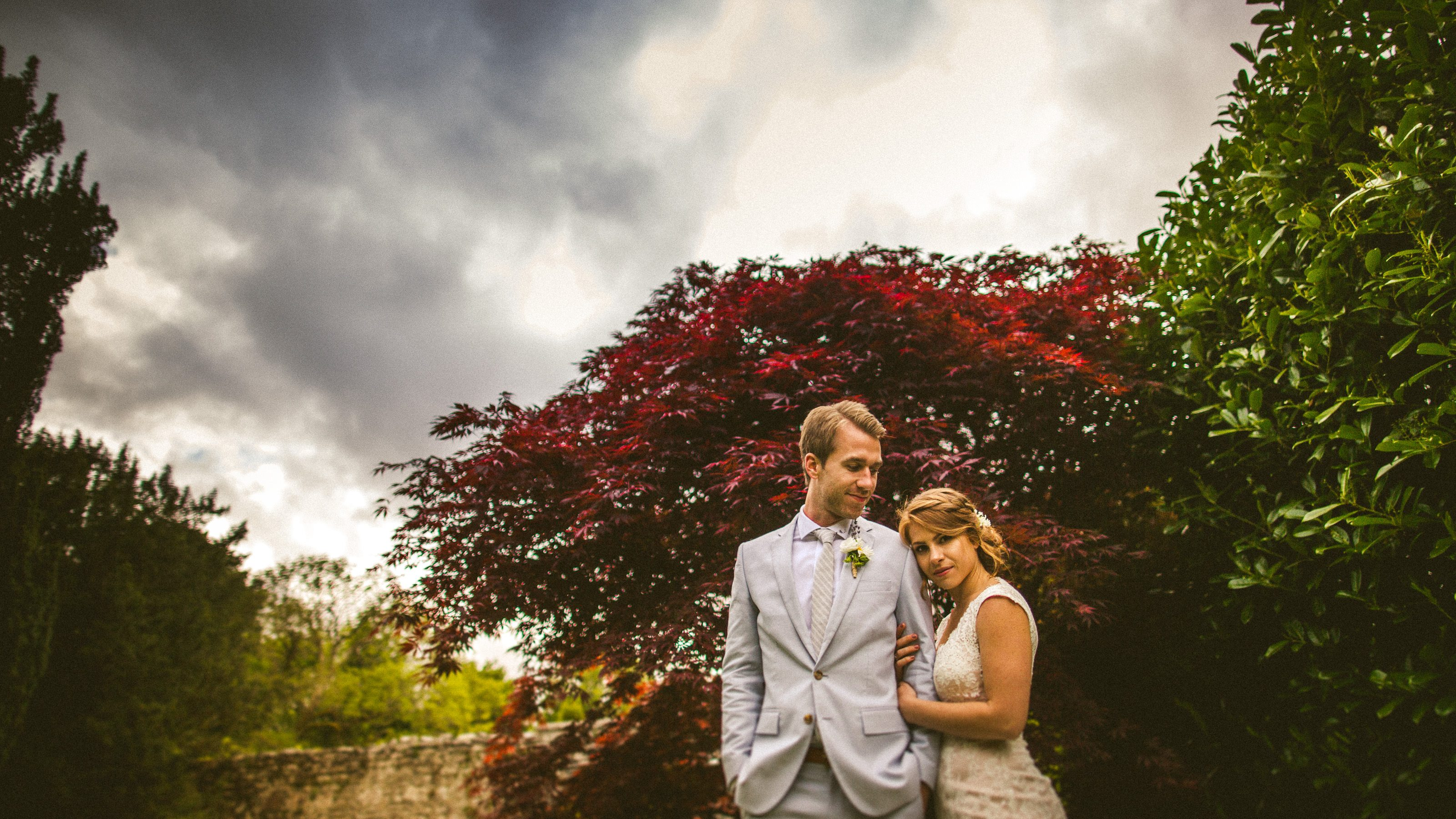galway ireland destination wedding // kim & tim