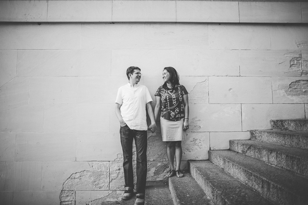 2-ut-campus-engagement-photographer-couple-stairs