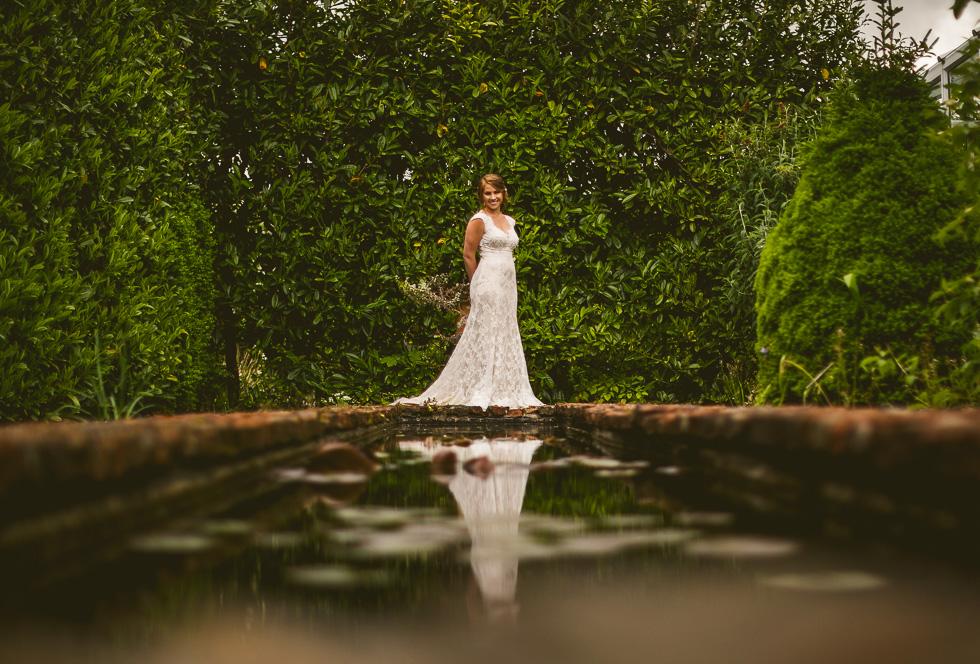 7-destination-wedding-galway-ireland-ross-castle-bridal-portrait-pond-garden-andyandcarriephoto