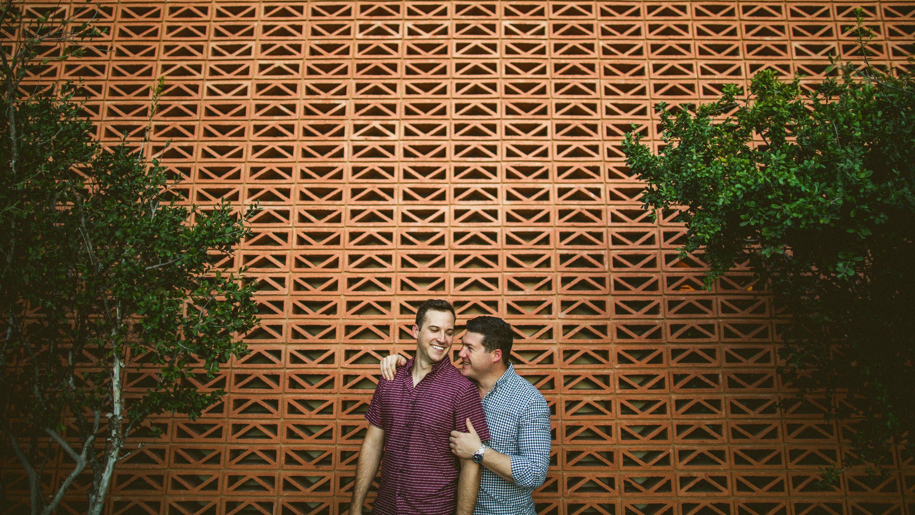 South Congress Engagement // Garrett & Brad