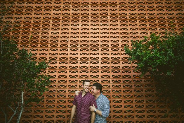 South Congress Engagement // Garrett & Brad