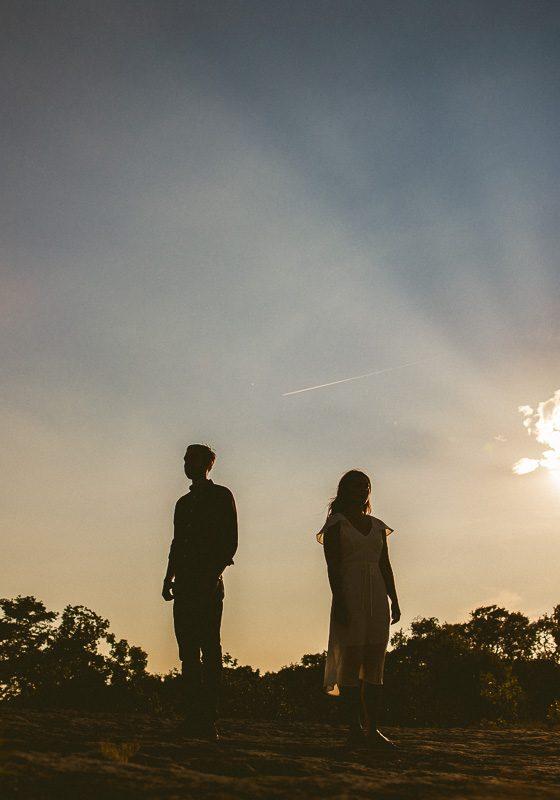 East Austin Engagement // Kendall & Alex