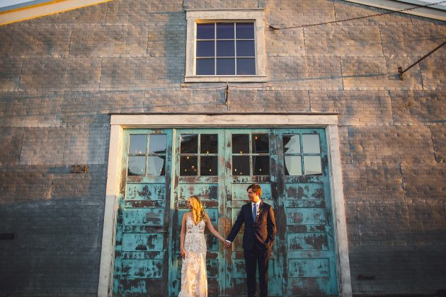 Wedding at The Union on Eighth // Brittany & Drew