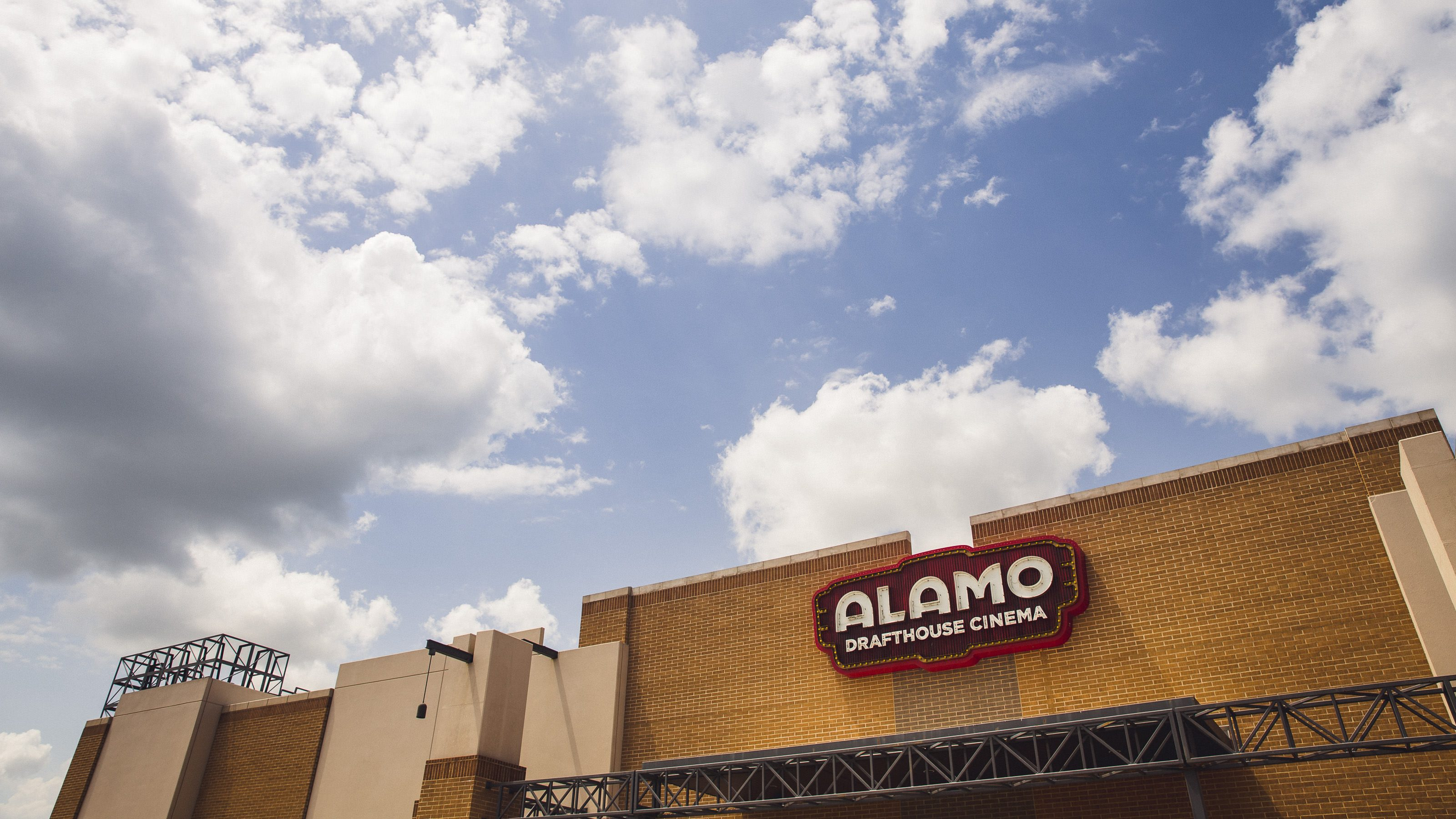 Alamo Drafthouse Wedding // Addy & Ben