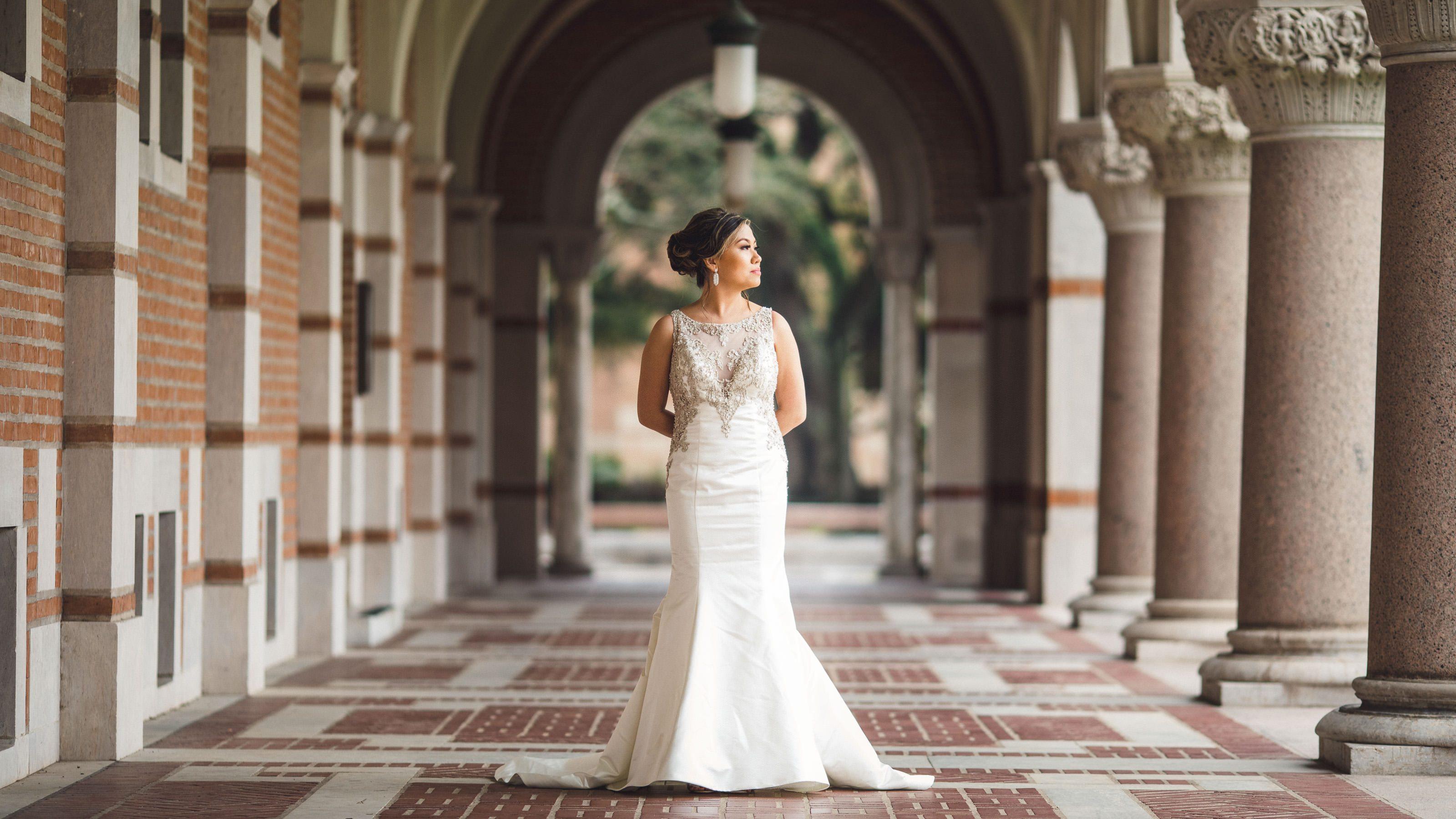 Rice University Bridals // Audrey