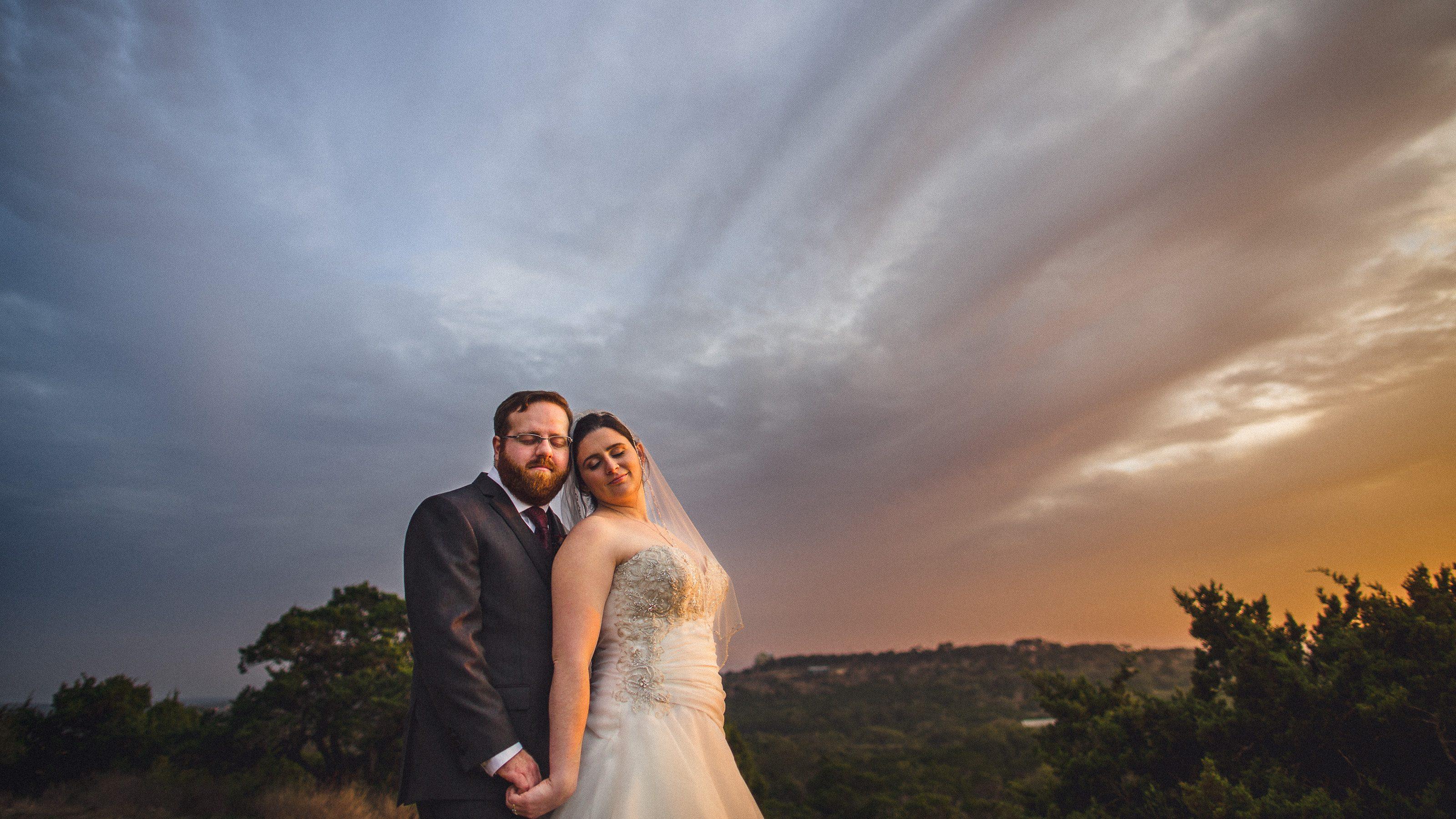 Canyonwood Ridge Wedding // Erin & Scott