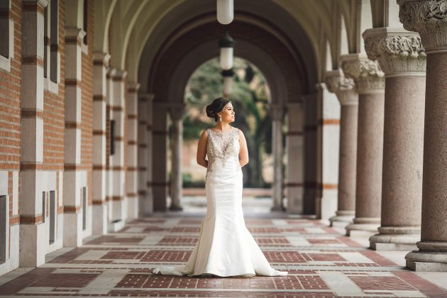 Rice University Bridals // Audrey