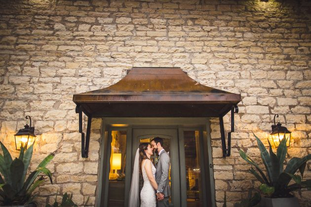 Stonehouse Villa Wedding // Kendall & Alex