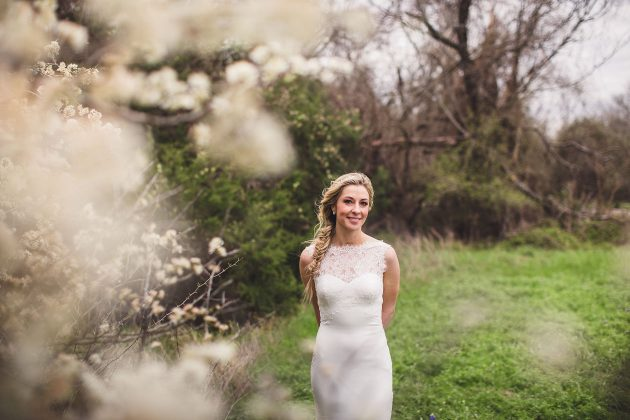 McKinney Falls Bridal Session // Sarah