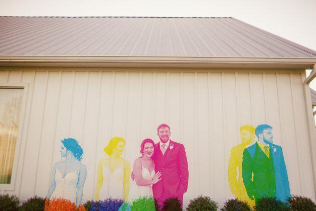 Romantic Wedding at The Farmhouse // Sarah & Chance