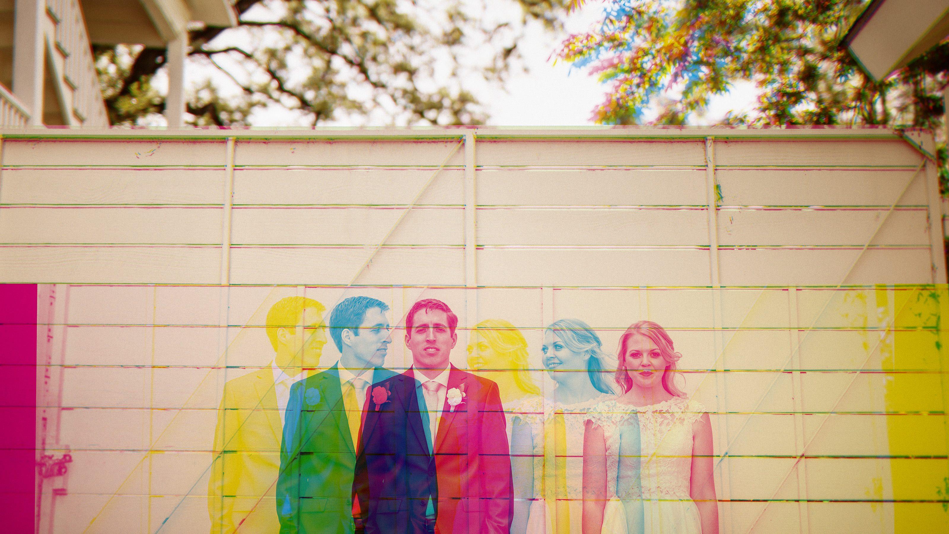 Allan House Wedding // Lori & Kelsey