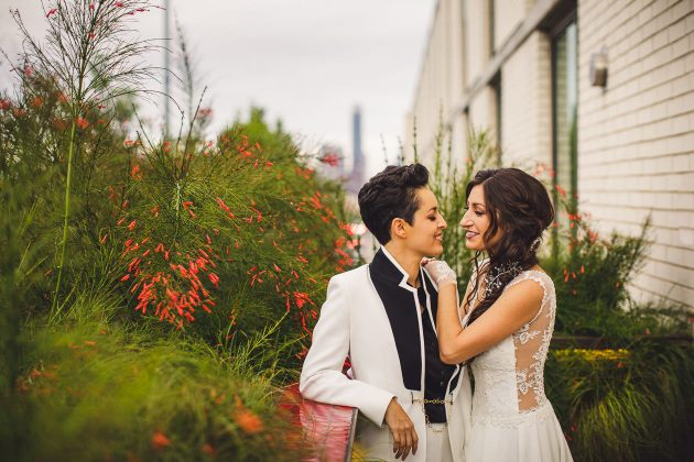 Wedding at South Congress Hotel // Jackie & Michelle
