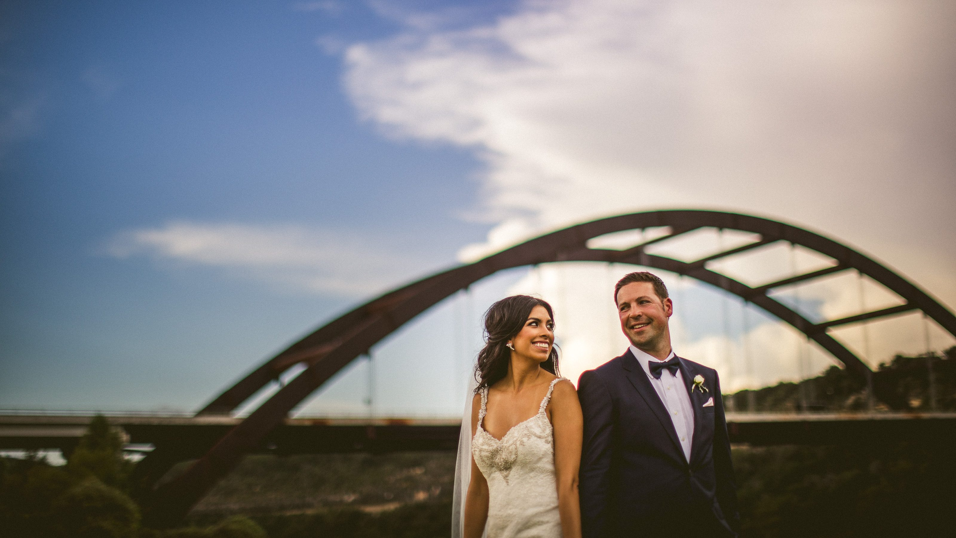 Wedding at Austin Country Club // Andrea & Stephen