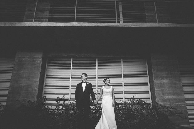 Fall Wedding at The Dunlavy // Carrie & Brian
