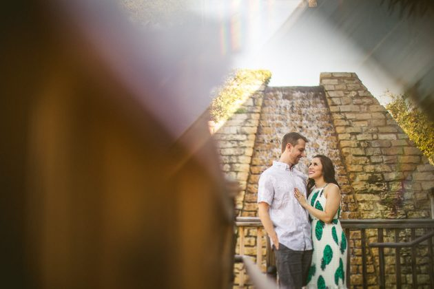 Horseshoe Bay Resort Engagement Session // Marissa & David