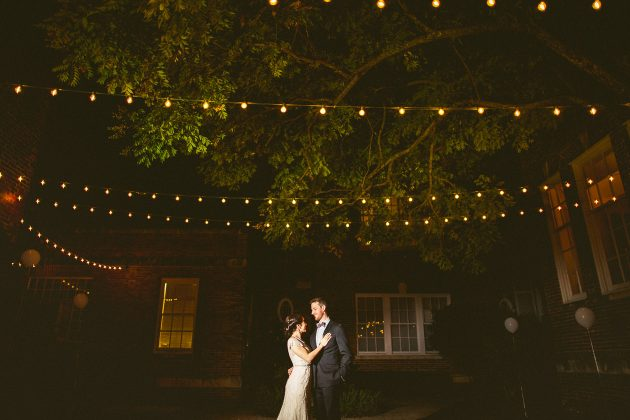 Wedding at The Mansion // Marissa and David